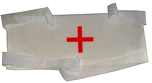 Медицинская повязка своими руками